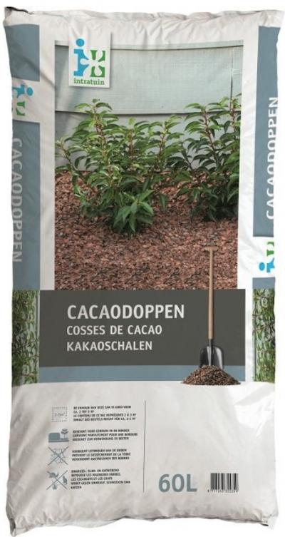 Intratuin cacaodoppen 60 L