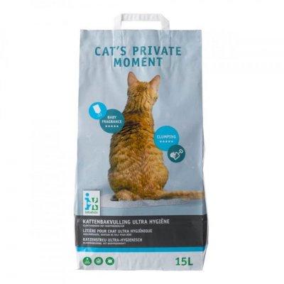 Intratuin Kattenbakvulling Ultra Hygiene 15L.