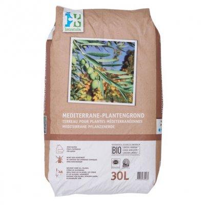 Intratuin mediterrane plantengrond Bio RHP 30 L