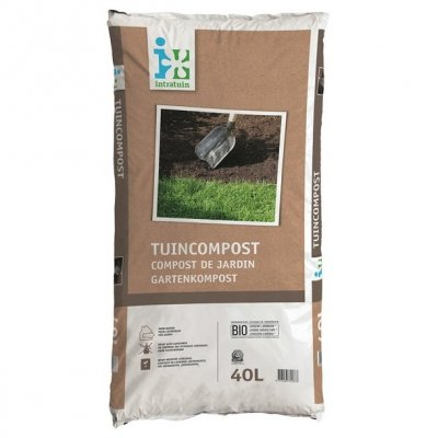 Intratuin tuincompost Bio 40 L