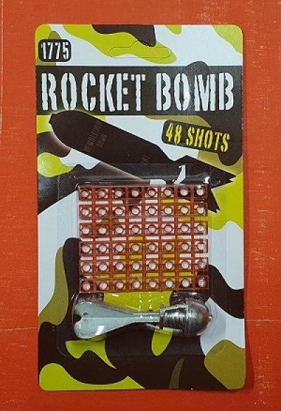 Iron Rocket Bomb