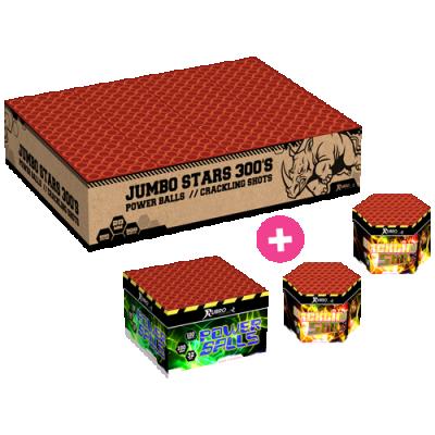 Jumbo Stars Box