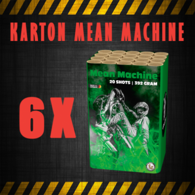 KARTON Mean Machine