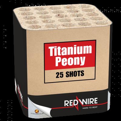 KARTON Titanium Peony
