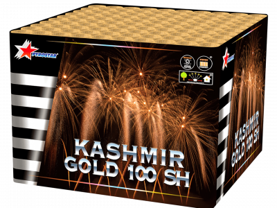 KASHMIR GOLD 100 schots