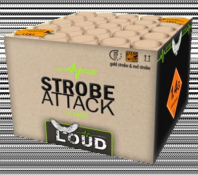 Strobe Attack - Volle doos!