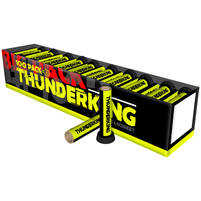 Thunderking big pack 100-pack