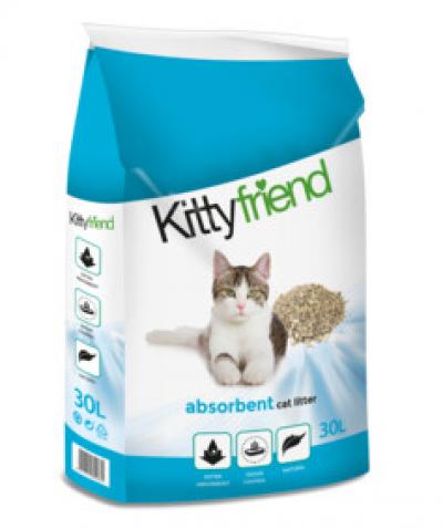 Kittyfriend absorbent 30 ltr
