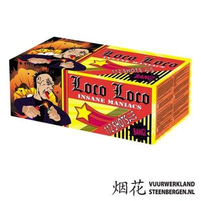 Loco-Loco 112S Box