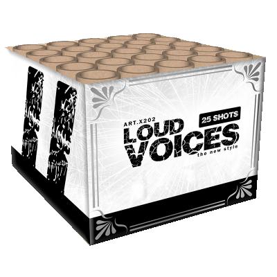 KX202 Loud Voices