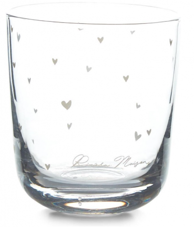 Lovely Hearts Glass S
