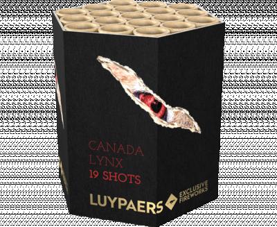 Canada Lynx 19 shots*