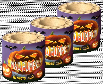 Mad Pumpkin 3 halen 1 betalen