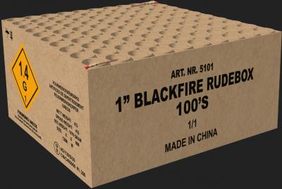1  Backfire Rudebox*