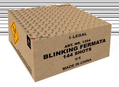 Blinking Fermata 144 sh