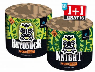 Knight +Beyonder 1+1 gratis