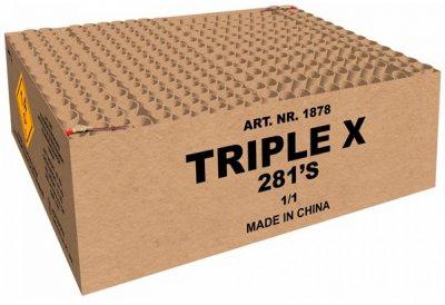 Triple-X 281 shots DUBBELE compound