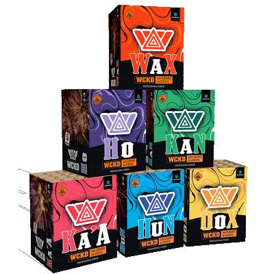 WCKD Six