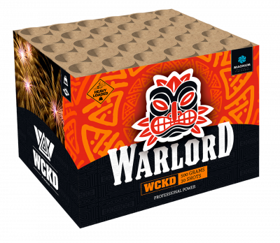 Wckd Warlord 500 Gram