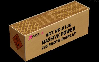 MASSIVE POWER 225 schots