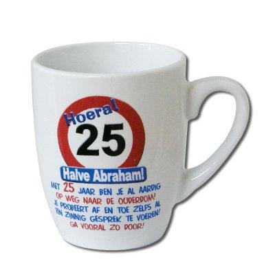 Mok 25 halve abraham
