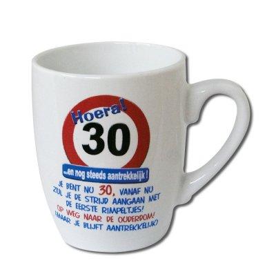 Mok 30 en nog steeds aantrekkelijk!