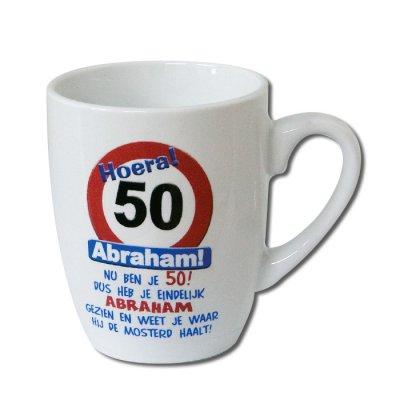 Mok 50 Abraham!
