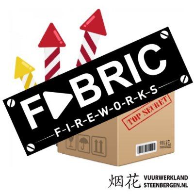 Mystery Deal by Fabric Fireworks