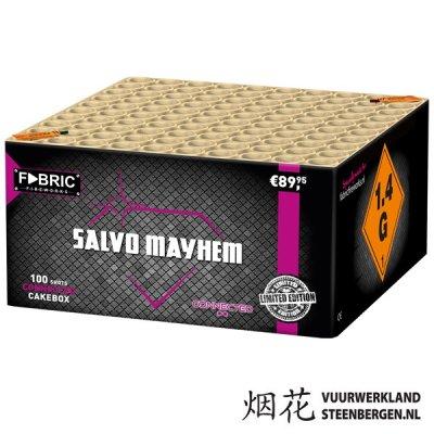 Salvo Mayhem 100's Box