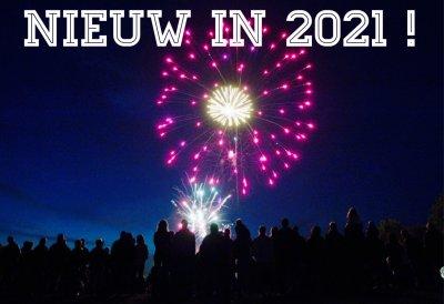 Nieuw in 2021 !
