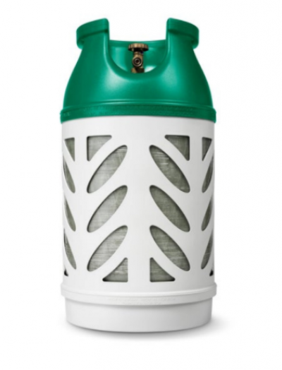 Nieuwe Benegas fles 10 kg + statiegeld