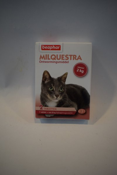 Ontwormingsmiddel Milquestra