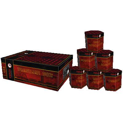 Brasilian Box 6x19's
