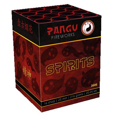 Spirits 16sh
