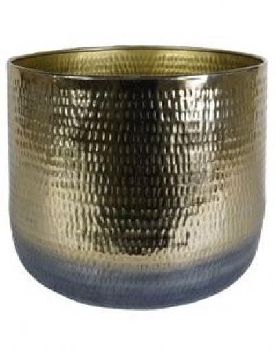 Pot Jenna goud metaal D46 H38