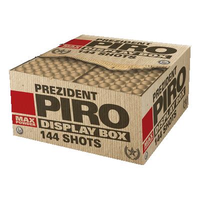 Prezident Piro/big momma/steel de show