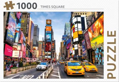 Puzzel 1000 stukjes - Time Square