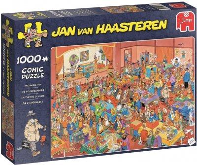 Puzzel Goochelbeurs 1000 stukjes