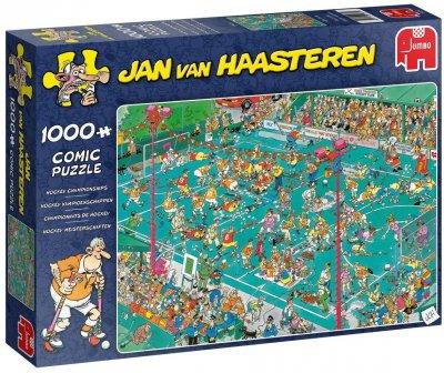 Puzzel Hockey Kampioenschap 1000 stukjes