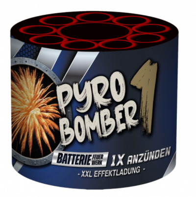 Pyro Bomber