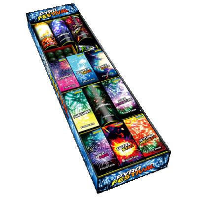 Pyro Festival pakket