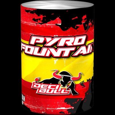 Pyro foutain (decibull)  (vwtu)