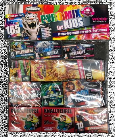 Pyro mix pakket
