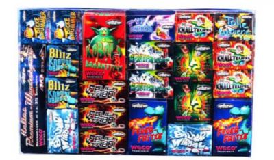 Pyro Superstars pakket