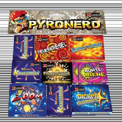 Pyronerd pakket