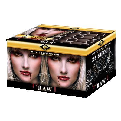 Raw 25'S