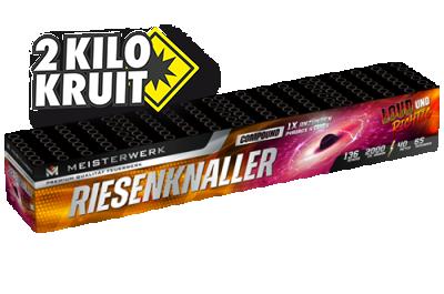 RIESENKNALLER