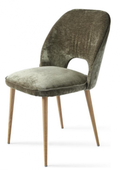 Riviera Maison Victoria Dining Chair - Olive