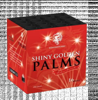 Shinning Golden Palms 16 sh