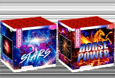 Sonic Stars + Horsepower